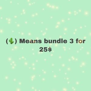 Tops - 🌵 Bundle for 3 workout hoodies 🌵